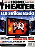Home Theater [US] December 2008 (単号)