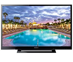 "Sony 40"" LED 1080p FULL HD Dual Voltage Multisystem TV For Asia Europe Africa UK 110 220 Volt PAL NTSC"