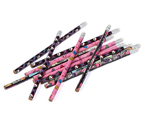 American Greetings Monster High Pencils Party Favors (12-Pack)