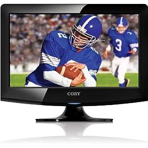 Coby LEDTV1526 15-Inch 720p 60Hz LED HDTV