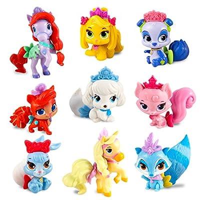 Disney Princess Palace Mini Pets (Set 2) from Blip Toys - Import