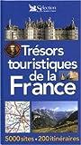 echange, troc Collectif - Trésors touristiques de la France