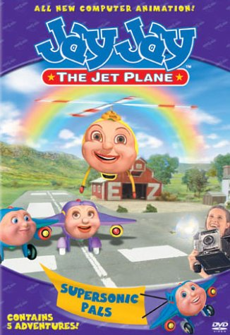 Jay Jay the Jet Plane - Supersonic Pals