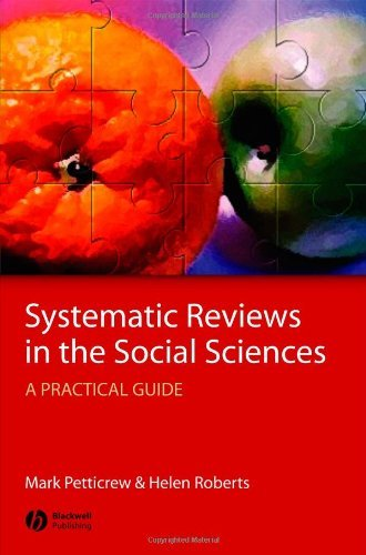 Doing your literature review traditional and systematic techniques