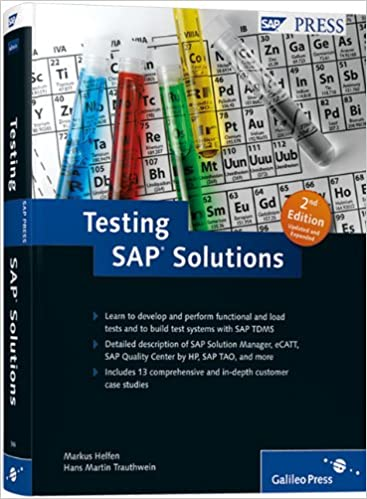 Testing SAP Solutions, 2nd Edition
