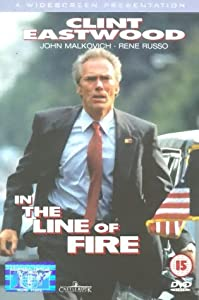 In The Line Of Fire [DVD] [1993]