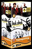 Lock, Stock And Two Smoking Barrels/Snatch/Trainspotting [VHS]