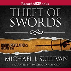 Theft of Swords: Riyria Revelations, Volume 1 by Michael J. Sullivan