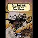 Soul Music: Discworld #16 Audiobook by Terry Pratchett Narrated by Nigel Planer