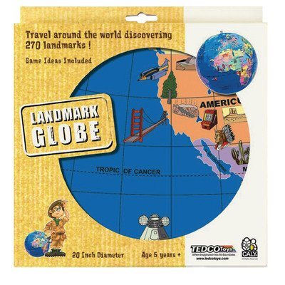 Giant Inflatable Globe front-304934
