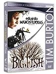 Pack Tim Burton: Eduardo Manostijeras...
