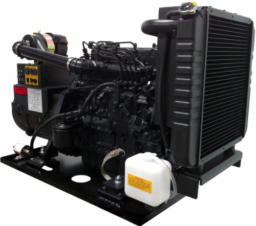 Power Tech Pt-12000, 12,000 Watt Diesel Generator Open Power Unit