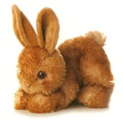 [Best price] Stuffed Animals & Plush - Aurora BITTY Rabbit Bunny MINI FLOPSIE 8