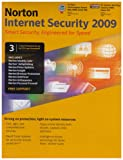 Symantec Norton Internet Security 2009, 3 User, Box, EN - Seguridad y antivirus (3 User, Box, EN, Caja, 3 usuario(s), 200 MB, 256 MB, 300 MHz, -Microsoft Windows Vista Home Basic/Home Premium/Business/Ultimate)
