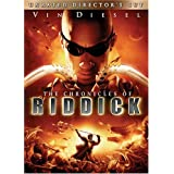 The Chronicles of Riddick (Widescreen Unrated Director&#39;s Cut) ~ Vin Diesel