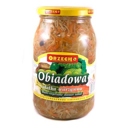 Orzech Multi-vegetable Dinner Salad (880g/31oz)