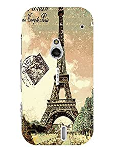 TREECASE Designer Printed Hard Back Case Cover For Sony Xperia Neo V