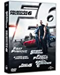 Pack: Fast And Furious (1-6) [DVD]