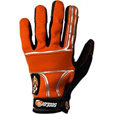 Sector 9 BHNC Slide Glove, Orange, Large/X-Large