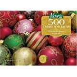 Victoria 500 Christmas Ideas: Celebrate the Season in Splendor