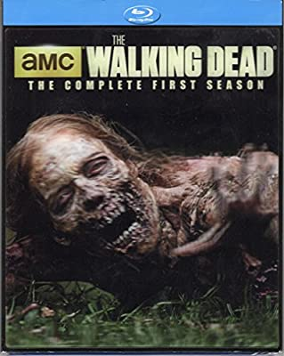 The Walking Dead: Season 1 (With Limited Edition Lenticular Cover) [Blu-ray] [2015]