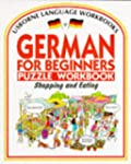 German for Beginners Puzzle Workbook:...