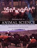 img - for Introduction to Animal Science Third Custom Oregon State University book / textbook / text book