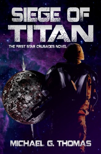 Siege of Titan cover