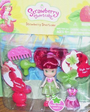 Strawberry Shortcake Mini Fab Fashions - 1