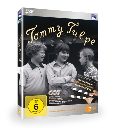 Tommy Tulpe - Die komplette Serie [3 DVDs]