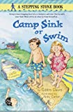img - for Camp Sink or Swim (A Stepping Stone Book(TM)) book / textbook / text book