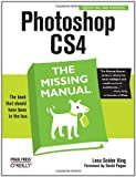 img - for Photoshop CS4: The Missing Manual book / textbook / text book