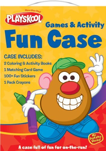 Playskool Game and Activity Fun Case