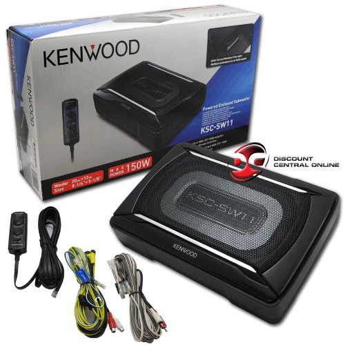 Kenwood slim subwoofer