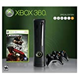 Xbox 360 250GB Elite Splinter Cell Conviction Bundle