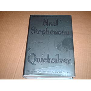 Quicksilver: Volume One of the Baroque Cycle (ISBN: 0380977427) Neal Stephenson