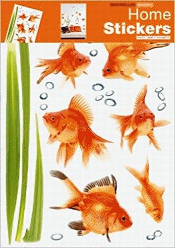 Robert l reid l 39 aquarium de poissons rouges impression for Poisson rouge reproduction aquarium