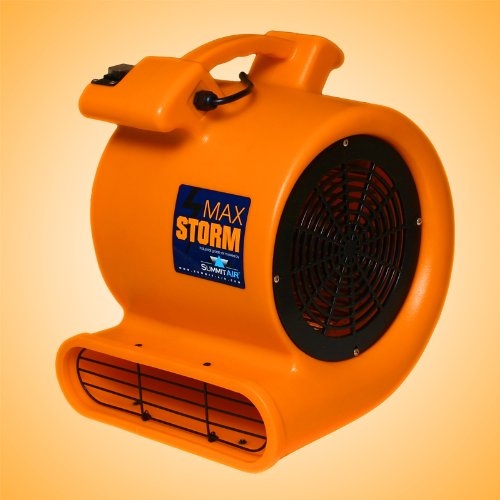 Max Storm Floor & Carpet Drying Fan Blower Air