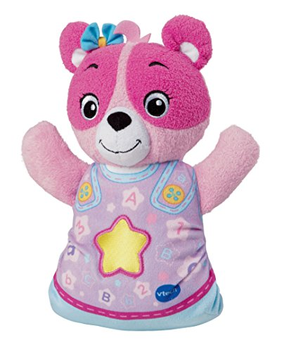VTech Baby Soothing Slumbers Bedtime Bear, Pink