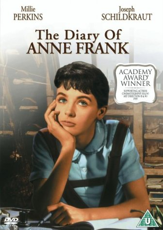 The Diary Of Anne Frank - Dvd [UK Import]