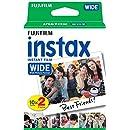 Fujifilm Film Instax Wide (10x2) - Compatible Fujifilm Instax 210 Taille de l'image 99 x 62mm
