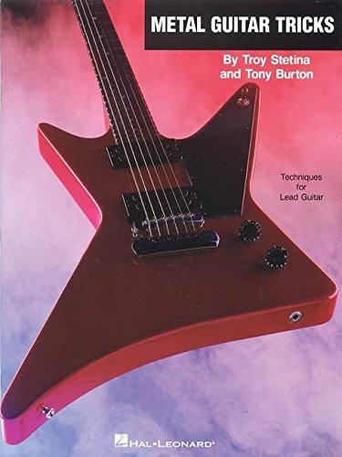 Heavy Metal Guitar Tricks
