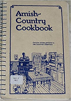 Amish-Country Cookbook, Vol. 3 by Miller, Bob; Miller, Sue