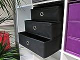 Faltbox Aufbewahrungsbox Spielzeugbox Regalbox Box Staubox...