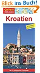 Kroatien: Reisef�hrer mit extra Landk...