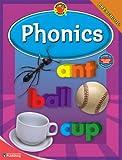 Brighter Child Phonics, Preschool (Brighter Child Workbooks)