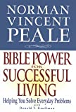 img - for Norman Vincent Peale: Bible Power for Successful Living book / textbook / text book