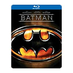 Batman [Blu-ray Steelbook]