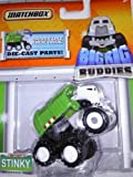 Matchbox Big Rig Buddies Stinky the Garbage Truck