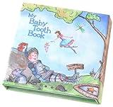 ベビートゥースアルバム Baby Tooth Book-Blue 乳歯ケースブック Blue bta0004-01